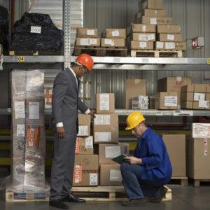 safety in a warehouse