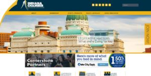 Indiana Chamber web site