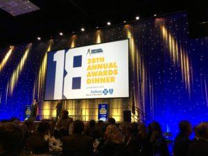 28th Annual Awards Dinner